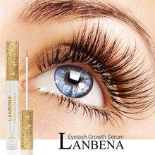 LANBENA Eyelash Growth Treatments Eye Care Tonic Serum Growth  Eyelash