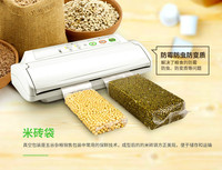 Vacuum Food sealer packaging machine small domestic sealing commercial NEW