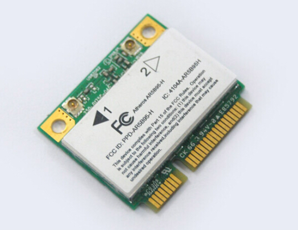 For HP G72 593533-001 RealTek RTL8191SE Wireless WiFi Card 802.11 B/G/N