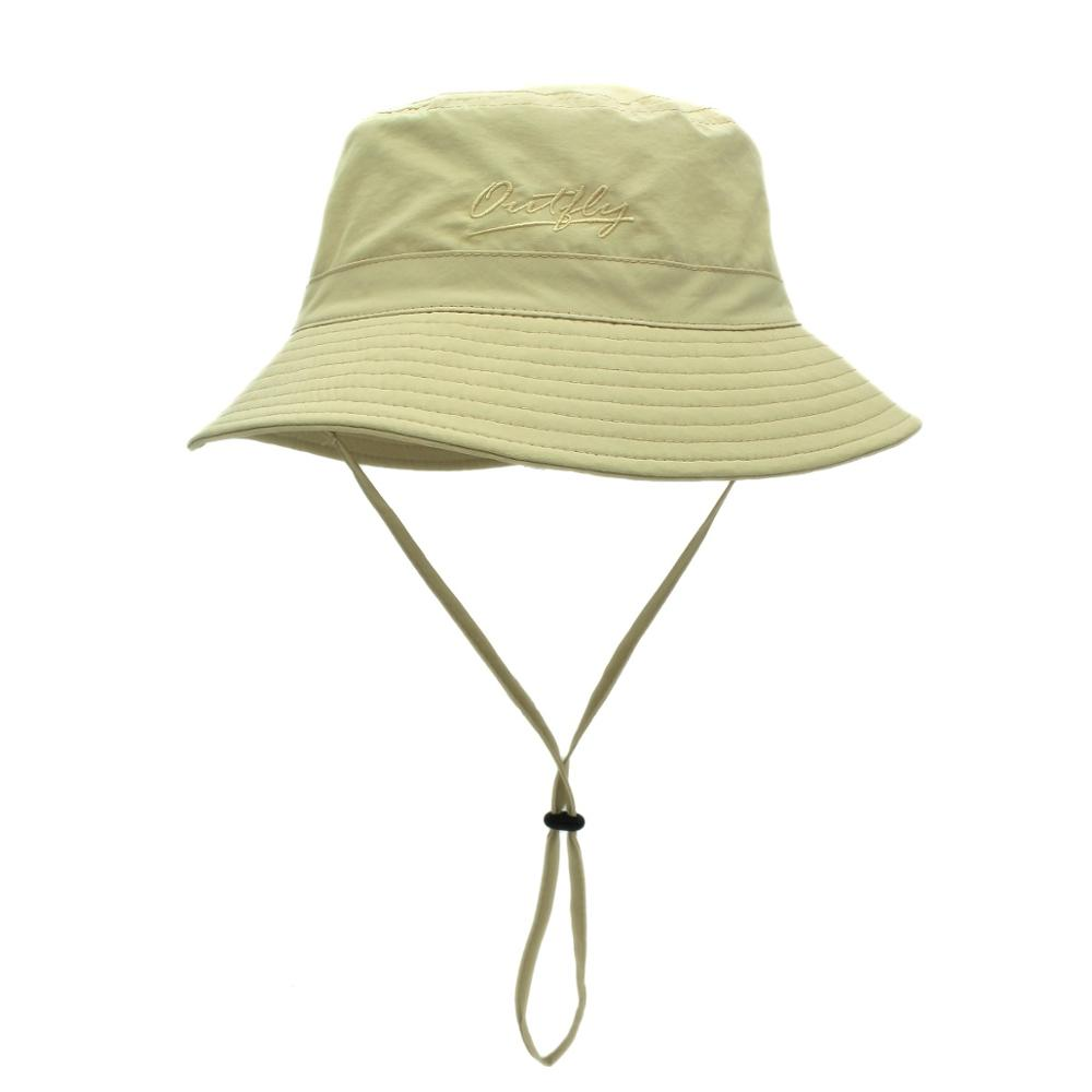 Connectyle Womens Ladies Summer Bucket Sun Hat Wide Brim UPF 50+ Light Weight Protection Caps