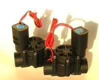 1インチスプリンクラー電磁弁12ボルトdc
