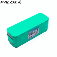 Palo 14 4V Ni MH 3500mAh Battery Vacuum Cleaner Sweeping Robot Rechargeable Battery Pack For X1