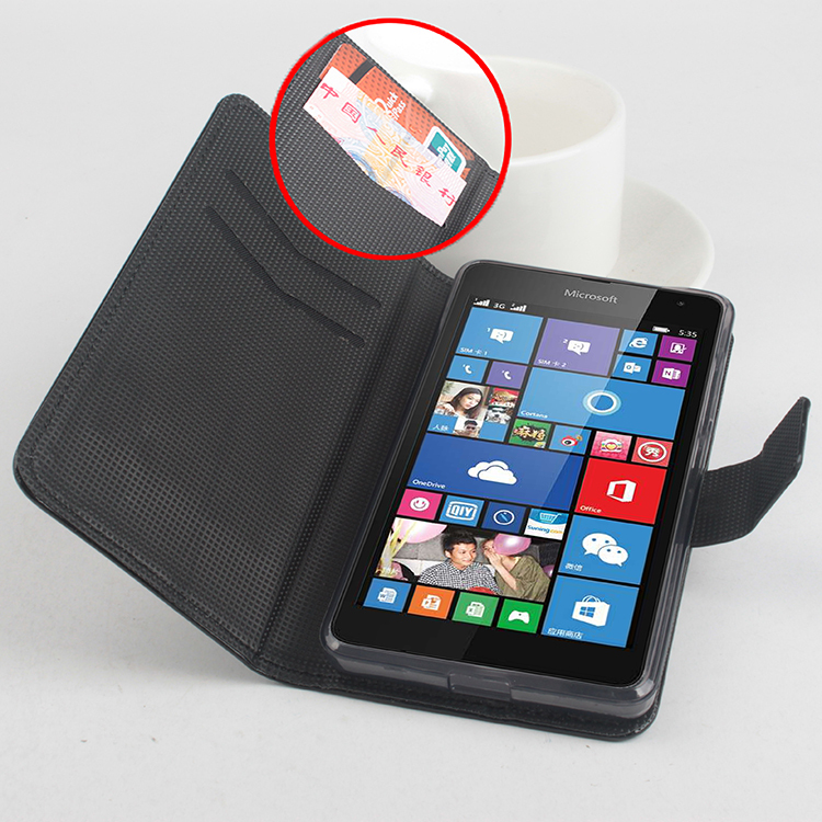 hot sales 49051 1610c US $4.74 5% OFF|For Microsoft Lumia 540 Case cover, Good Quality Leather  Case + Hard Back Cover For Microsoft Nokia Lumia 540 Cellphone In Stock-in  ...