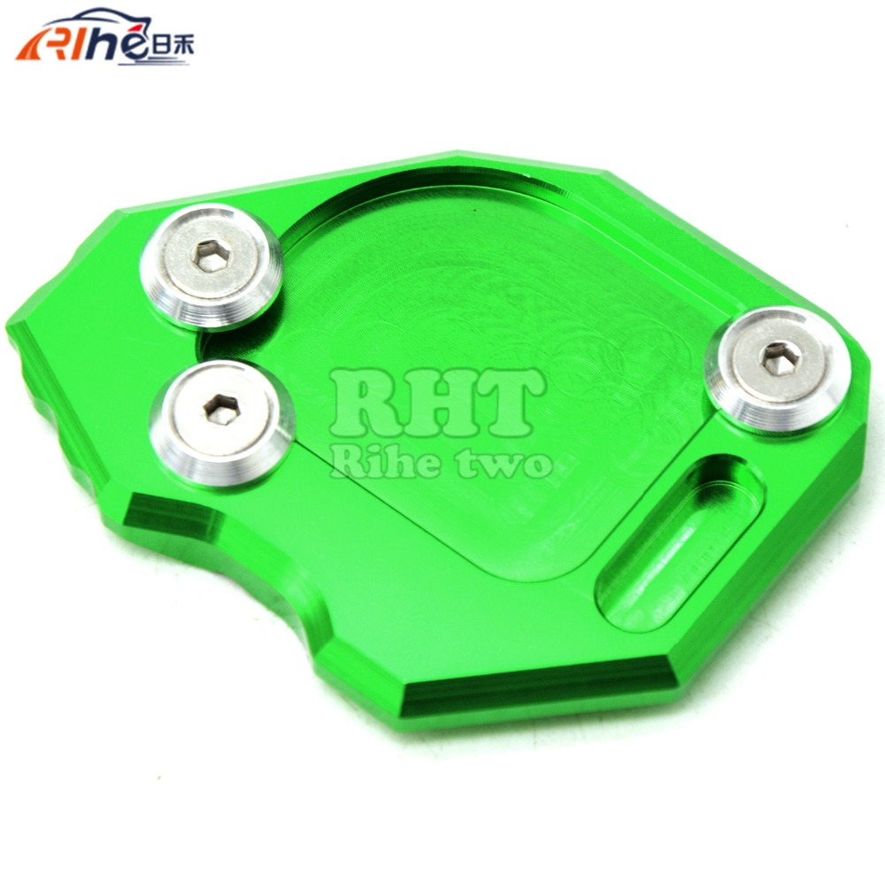 4 Colores Soporte de motocicleta Moto Soporte de aluminio Placa de - Accesorios y repuestos para motocicletas - foto 1