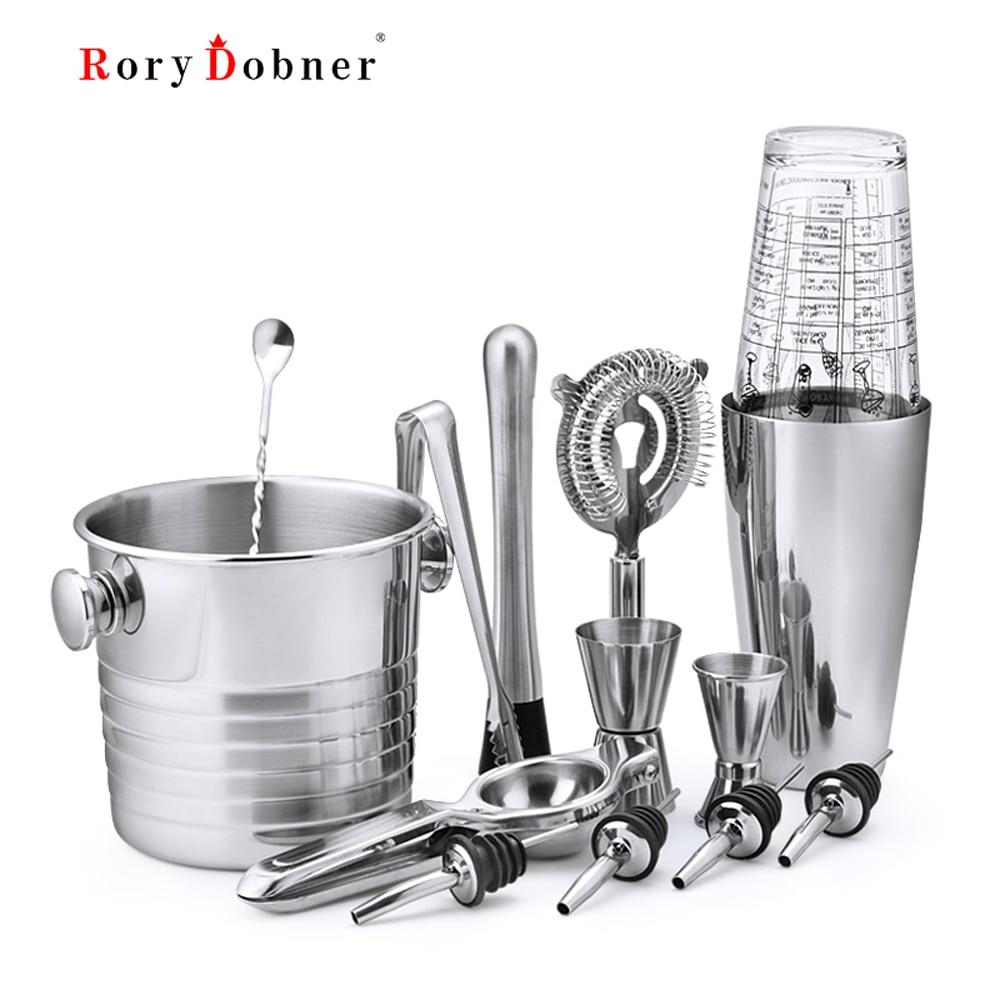 Lovely Silver Bar tool Set