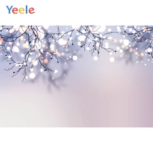 Yeele Wallpaper Photocall Bokeh Lights Room Decor Photography Backdrops Personalized Photographic Backgrounds For Photo Studio