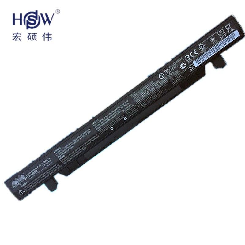 A41N1424 15V 48WH Laptop Battery for ASUS FX-PLUS GL552 GL552J GL552JX ZX50 ZX50J ZX50JX JX4200 JX4720 bateria akku