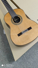 hot deal buy 2018 new model 36 inch handmade acoustic spanish guitar,vendimia solid cedar/solid rosewood,full solid classical guitar