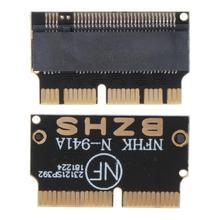 NVMe PCI Express PCIE 2013 до M.2 NGFF SSD адаптер карта для Macbook Air Pro A1398 A1502 A1465 A1466