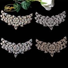 Diamond brooch model chain back diamond rhinestone chain belly dance night k. wedding garment accessories process lambert k now lets dance