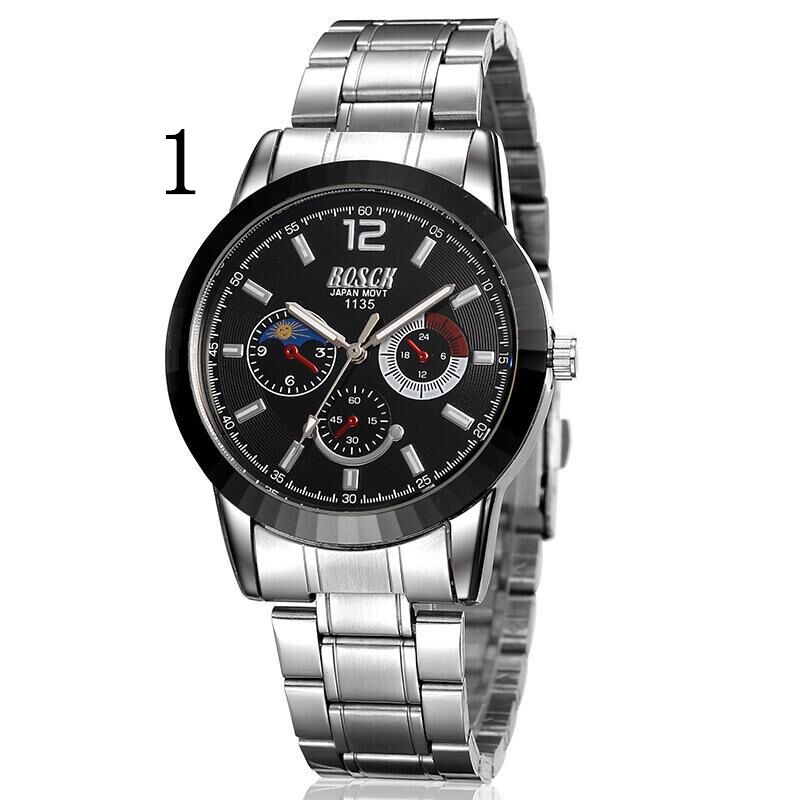 In 2018, the new leisure fashion quartz watch leather luxury mens watch.94In 2018, the new leisure fashion quartz watch leather luxury mens watch.94