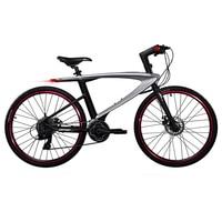 30 Speed Carbon Fiber Road Bike Dual Disc Brake Super Road Bicycle