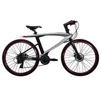 30 سرعة الطريق دراجة ألياف الكربون الطريق دراجة قرص الفرامل المزدوجة السوبر