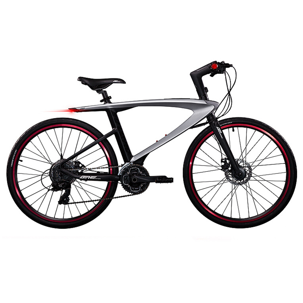 Speed Carbon Fiber Road Bike Dual Disc Brake Super Road Bicycle