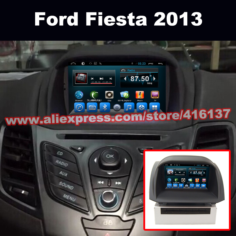 Double din android 4 4 in car dvd cd player entertainment for Motor trend app not working