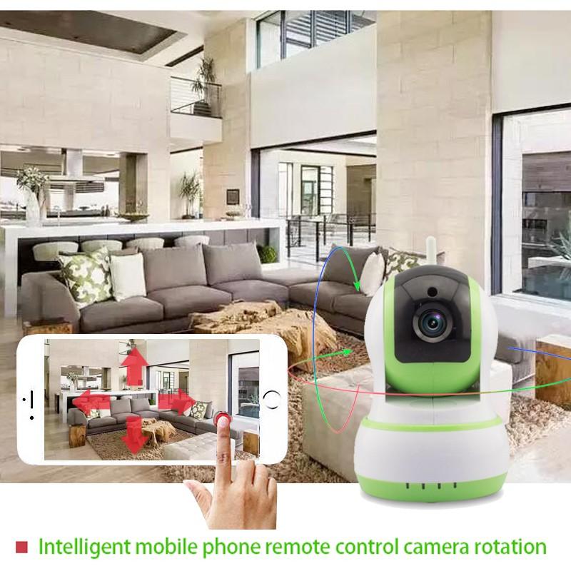 Surveillance Camera 720P Home Security Camera Wifi Wireless Camera CCTV Camera IP Night Vision Mini Security 03