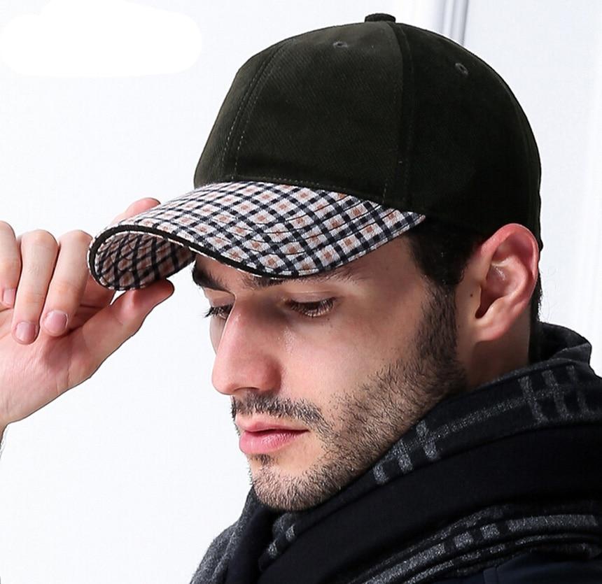 79c66d3349 US $168.8 |Bulk Hats 24pcs Branded Mens Plaid Baseball Hats for Spring Fall  High Quality Men Baseball Caps Cotton Strapback Ball Cap Online-in ...