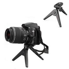 Универсальный складной штатив для цифровой зеркальной видеокамеры, мини держатель для селфи камеры, штатив, портативные камеры, кронштейн для крепления штатива, держатель для камеры