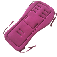 Brand Stroller Seat Cushion Pushchair Baby Carriage Car Seat Cotton Mat Cover Stroller Padding Liner Pad