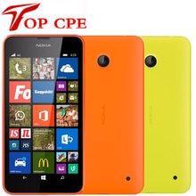 Nokia – téléphone portable Lumia 635 débloqué, écran de 4.5 pouces, smartphone, Windows Quad Core, batterie de 1830mAh, 8 go de ROM, caméra de 5 mpx, WIFI, GPS, 4G LTE