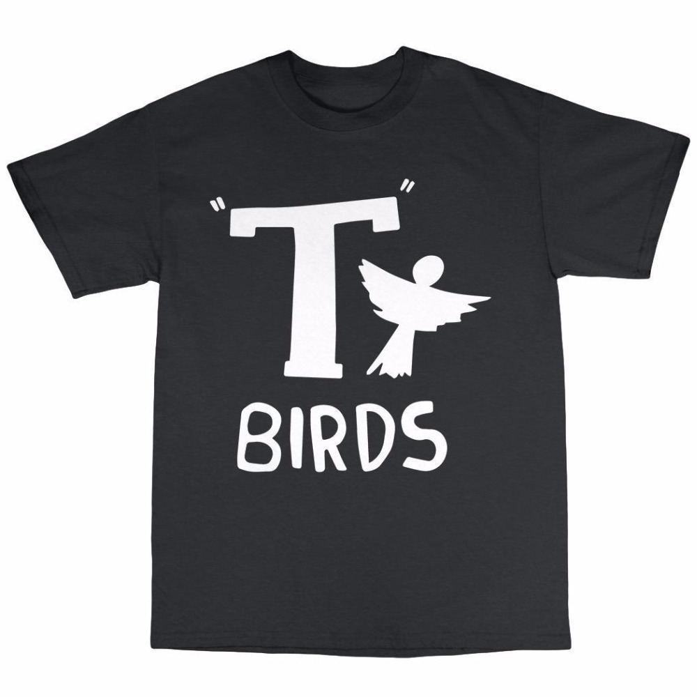 Danny zuko black t shirt - T Birds T Shirt 100 Cotton Grease Danny Zucco John Travolta Olivia Newton