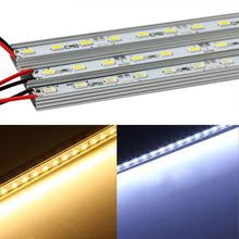 50cm LED Light Strips 12V 36 SMD5630 White/Warm White Non-Waterproof Lamp String