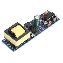 DC-AC преобразователь 12V постоянного тока до 110V 220V AC 150 Вт Инвертор Boost доска трансформатор Мощность