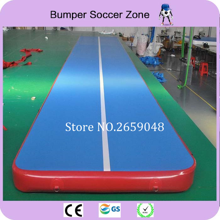Free Shipping Air Track 6*0.5m Inflatable Tumble Track Trampoline Air Track Gymnastics Inflatable Air Mat Airtrack free shipping 3x0 9x0 1m black gymnastics inflatable air track gym mat inflatable air tumble track inflatable air track
