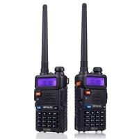 128ch 5w vhf uhf Retevis RT-5R Dual Band מכשיר הקשר VHF / UHF 136-174 / 400-520MHz 5W 128CH כף יד במקלט נייד Ham Radio Comunicador (4)