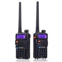 vhf uhf Retevis RT-5R Dual Band מכשיר הקשר VHF / UHF 136-174 / 400-520MHz 5W 128CH כף יד במקלט נייד Ham Radio Comunicador (4)