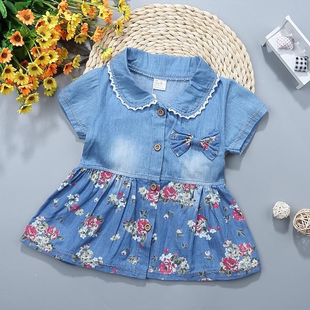 ef24f0cbf8bc BibiCola 2017 summer children toddler clothing girls summer dress ...