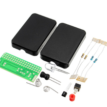 DIY Kits 1.5V Flashing Lights Kit Soldering Practice Circuit Board Universal Flashlight Plate