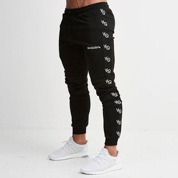 Sport Pants Men Joggers Sweatpants Running Sports Workout Training Trousers Male Gym Fitness Crossfit Cotton  Sportswear  Women 3