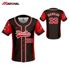 Индивидуальные Дизайнерские бейсбольные футболки для мужчин, полностью сублимированная спортивная одежда, тренировочные рубашки, Camisa Beisebol Throwback, бейсбольные майки