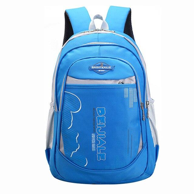 eea37f7c96 RUIPAI School Bag for Teenagers Boy Girl Pack Children Backpacks Primary  and Middle school Students Backpack Kids Book Bag Cute