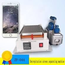 1PC  Built-in Vacuum Pump Mobile Phone LCD Touch Screen Separator Machine/ Seperator to Repair  for iPhone,Samsung