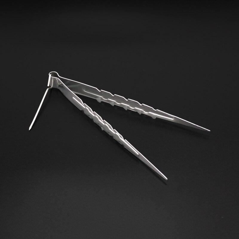 22cm Shisha Shisha Holzkohlezange Pinzette oder Wasserpfeife / - Haushaltswaren - Foto 4
