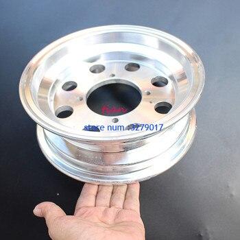 8 Cal galwanicznie obręczy 2.75/3.00-8 przód 3.50-8 tylny aluminiowy piasta koła małpa rower mały małpa koła do motocykla zmodyfikowany