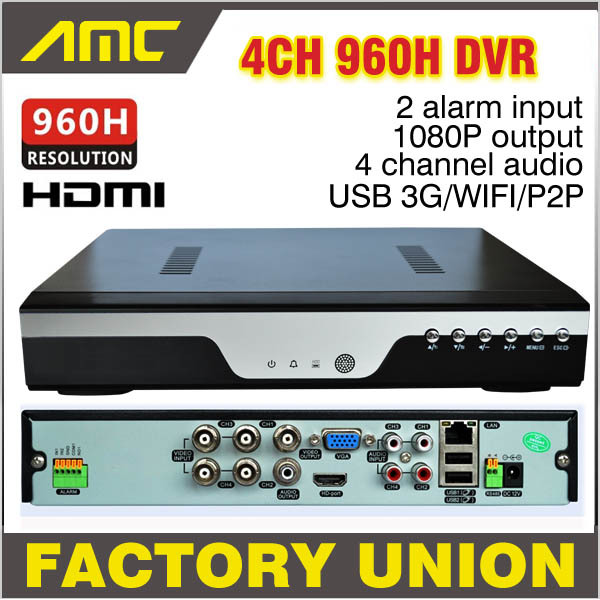 2017 New BEST CCTV 4CH 960H Full D1 Alarm H.264 DVR 4 Channel CCTV NVR DVR Recorder 4 Ch Camera Recording Surveillance Cameras new dvr 4 channel h 264 4ch full d1 real time recording support network mobile phone cctv dvr recorder 4ch security dvr