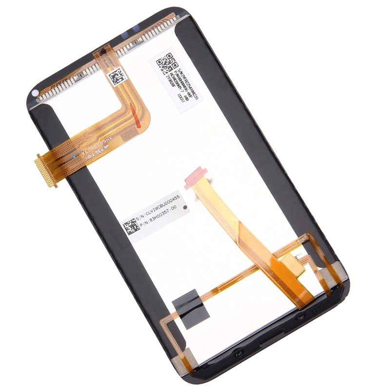 Black For HTC Incredible S S710E G11 Full Touch Screen Digitizer Sensor Glass + LCD Display Screen Panel Monitor Module Assembly