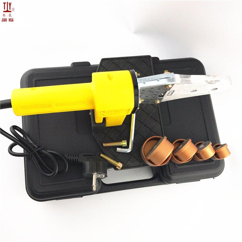 1 Набор 220 В 600 Вт сварочный аппарат для труб PPR PE PP Сварка труб для пластиковых труб