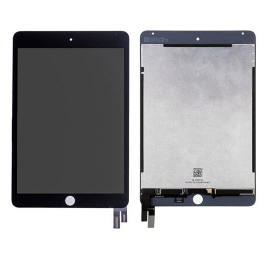 Подробнее о Black White New LCD Display Digitizer Assembly with Touch Screen for ipad mini 4 free shipping 100% new lcd screen display for ipad mini without dead pixels by free shipping