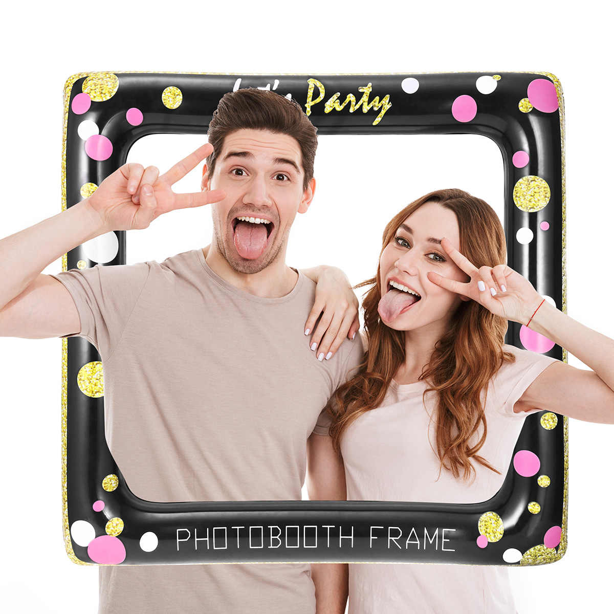 Detail Feedback Questions About Inflatable Selfie Frame Photo Booth