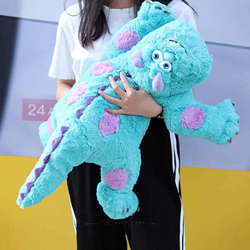 70cm  Sulley Sullivan Plush Toy Stuffed Animals Baby Kids Soft Toy For Children Gifts Soft Pillow Toy Dolls