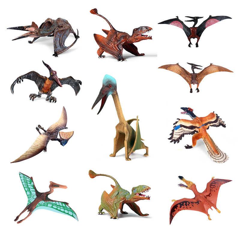 40 スタイルジュラシックパーク野生生物恐竜のおもちゃプラスチック pvc モデルドラゴン再生おもちゃコレクター子供子供のギフトホームデコ