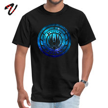 Tops Shirts Battlestar Galactica Colonial Seal VALENTINE DAY Odin Fabric Mystic Mens T Europe Sweatshirts Faddish