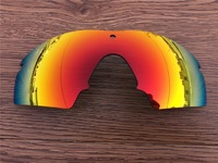 Fire Ruby Red polarized Replacement Lenses for M Frame 2.0
