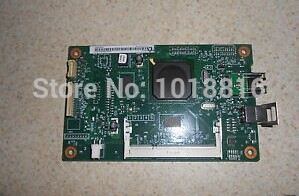 Free shipping 100% test  for HP5225 CP5225dn Formatter Board CE490-67901printer parts on sale free shipping 100% test for hp4015 p4015n formatter board cb438 60002 cb438 67901 printer partson sale