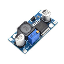 48V Adjustable step-down Module DC-LM2596HVS Input 4.5-50v Electric Vehicle Stabilized Voltage Power Supply 6ep1334 2ba20 original new simatic sitop psu100s 6ep1334 2ba20 24 v 10 a stabilized power supply input 120 230v ac 6ep13342ba20