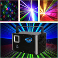 MUSIK Sound aktive ILDA 3500mw RGB animation feuerwerk laser licht für dj disco club Weihnachten Halloween|laser light|for djsound activated -